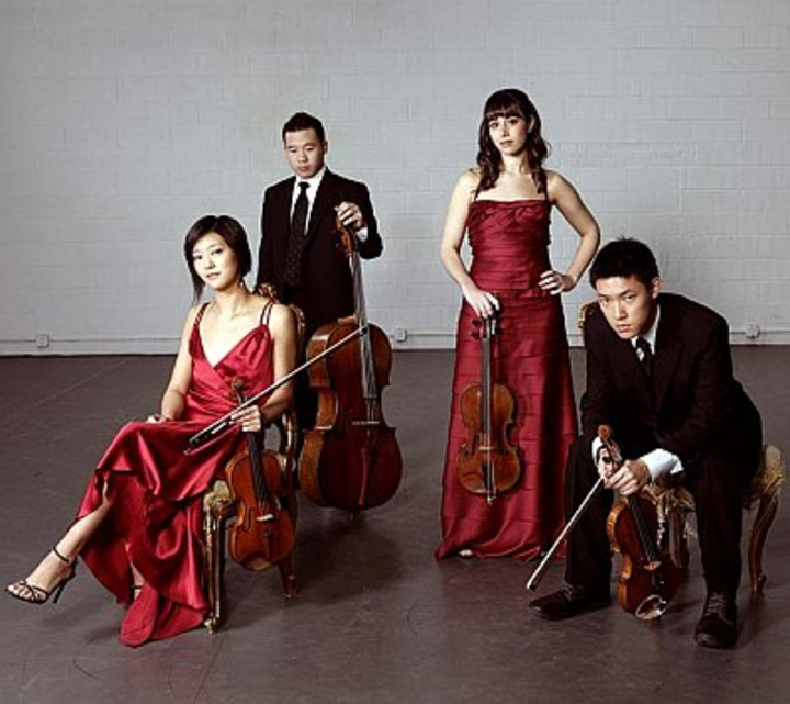 Parker Quartet Tour Dates