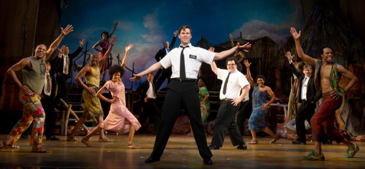 The Book of Mormon Tour Dates