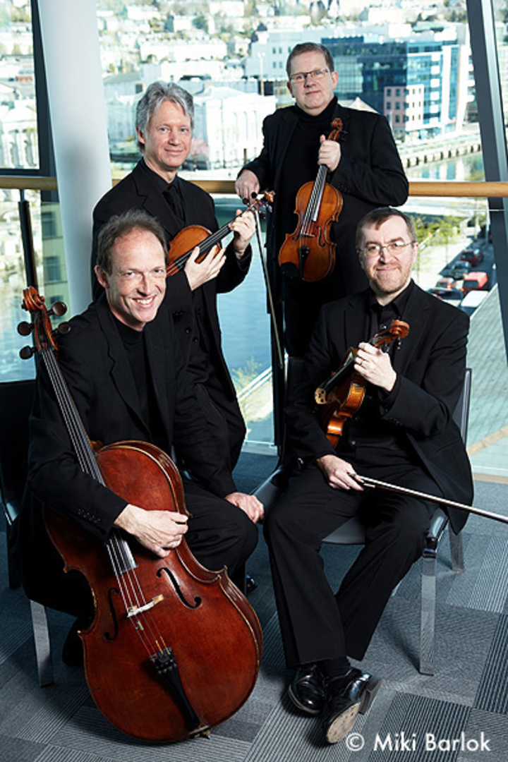 Vanbrugh Quartet Tour Dates