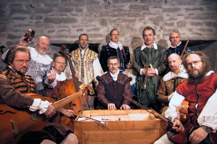 Hortus Musicus @ Niguliste Muuseum-Kontsertsaal - Tallinn, Estonia