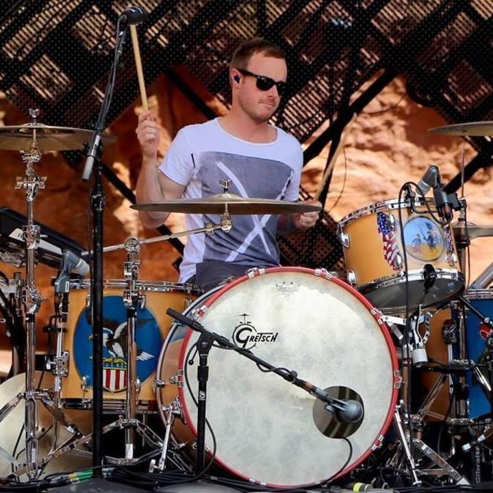 Eddie Fisher (OneRepublic)   Fan Club @ Austin360 Amphitheatre - Austin, TX