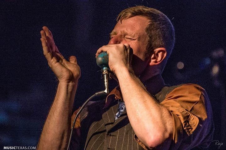 Guy Forsyth Band @ Macey Center - Socorro, NM