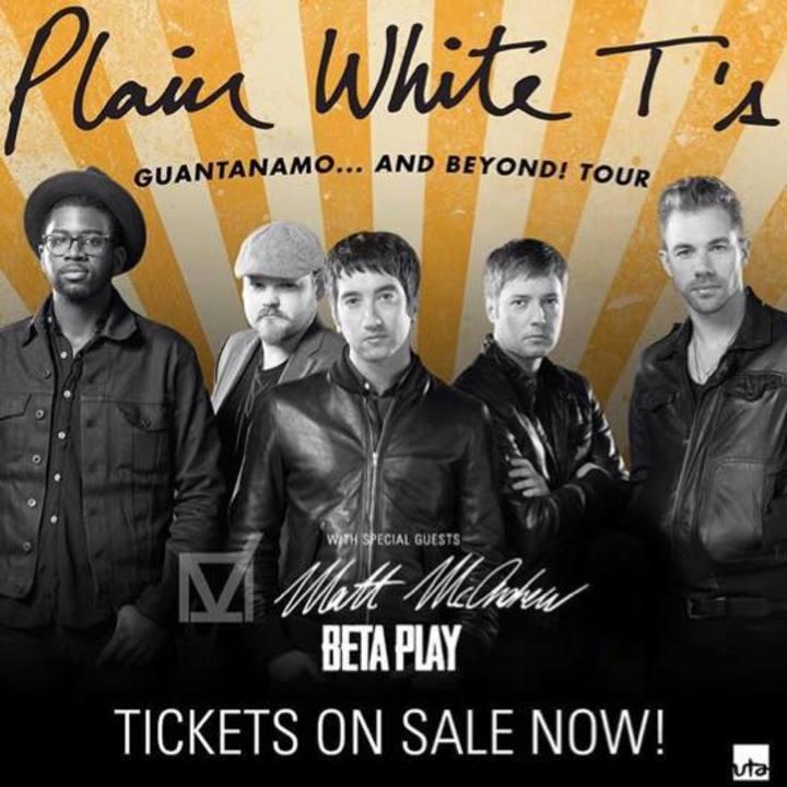 Plain White T's Tour Dates