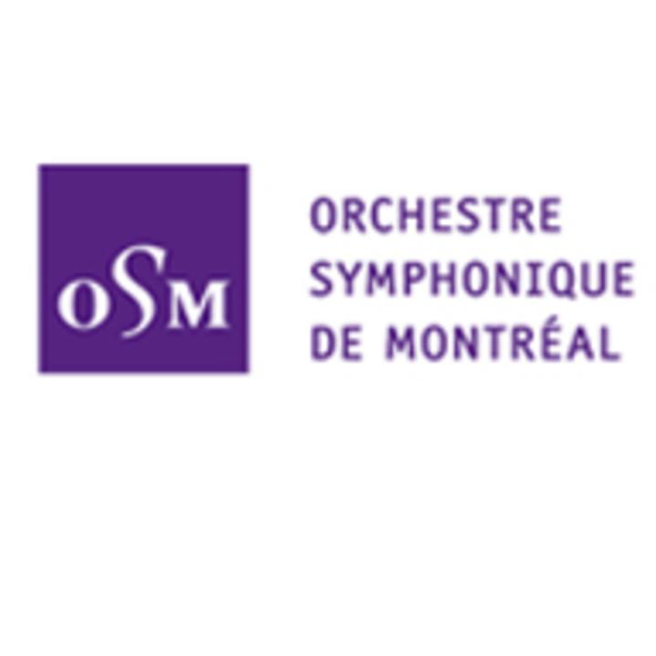Alexandre Désilets @ Orchestre symphonique de Montréal - Montreal, Canada
