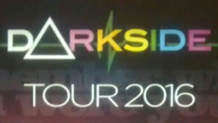 Darkside - The Pink Floyd Show Tour Dates
