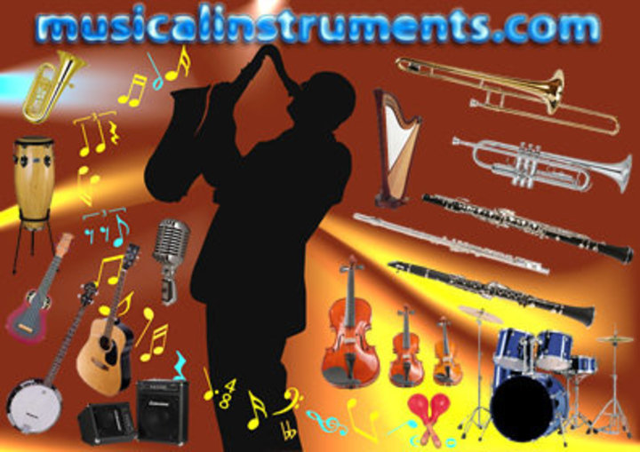Musical Instruments Tour Dates