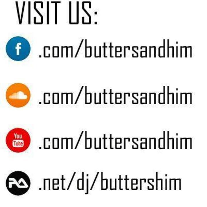 Butters & Him Tour Dates