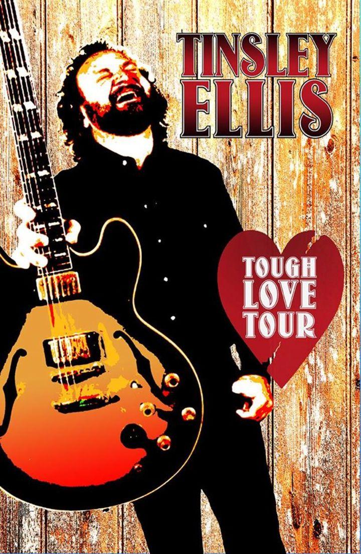Tinsley Ellis @ Cincinnati Winter Blues Bash at The Phoenix - Cincinnati, OH
