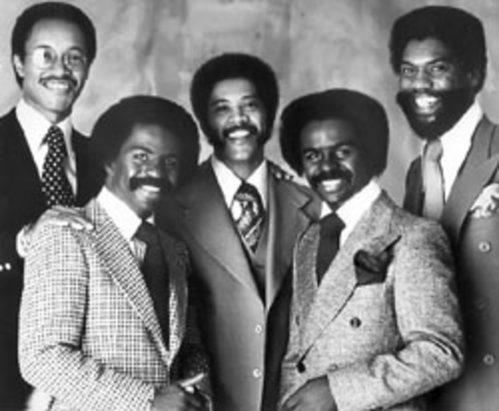 The Whispers @ Newark Symphony Hall - Newark, NJ