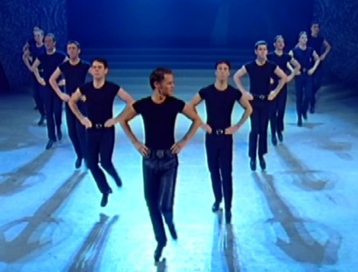 Riverdance @ Salle Pleyel - Paris, France