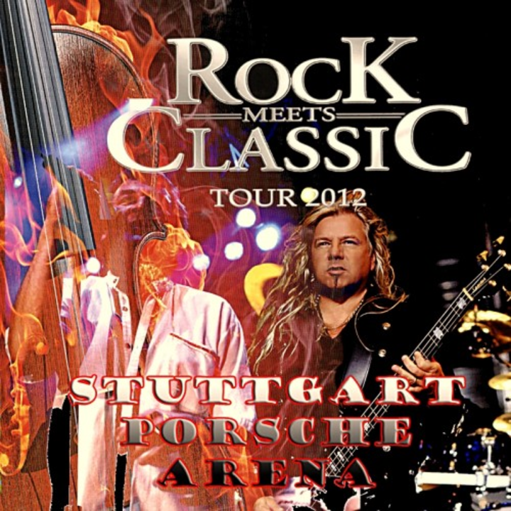 Rock Meets Classic @ ratiopharm arena - Neu-Ulm, Germany
