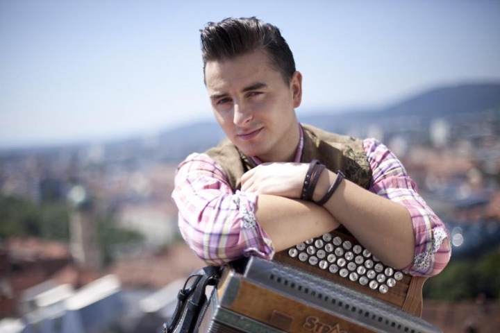 andreas gabalier Tour Dates