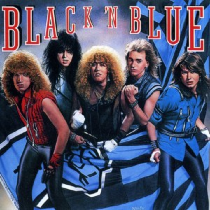 Black 'n' Blue Tour Dates
