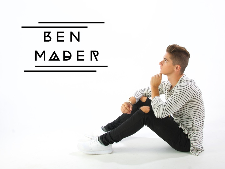 Ben Mader Tour Dates