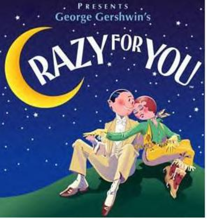 crazy for you @ Drury Lane Theatre Oakbrook Terrace - Villa Park, IL