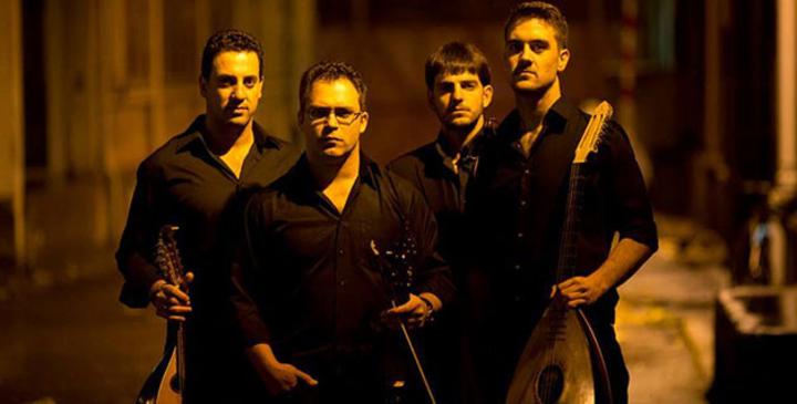 Stelios Petrakis Quartet @ Theatre de la Ville - Paris, France