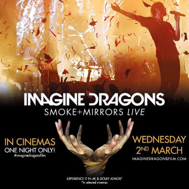 Imagine Dragons @ The Woods Amphitheater at Fontanel - Nashville, TN