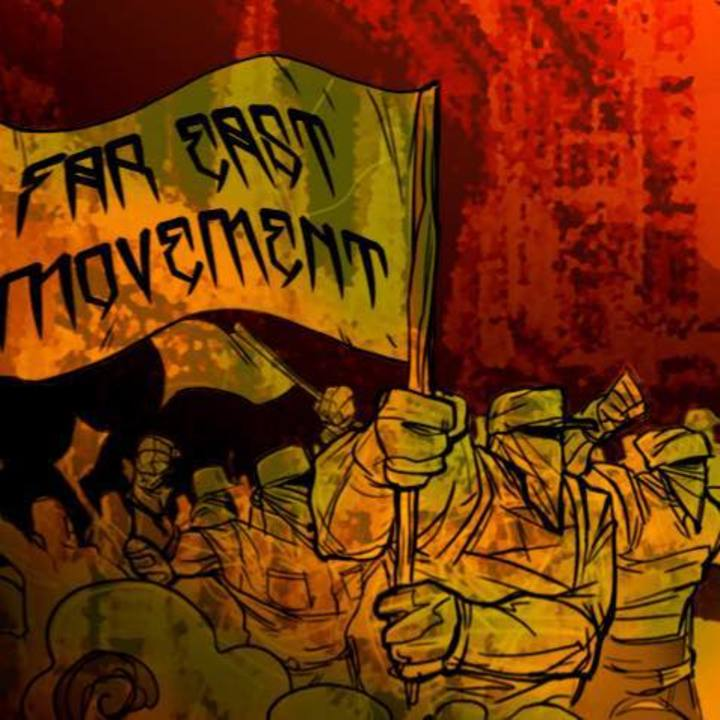 Far East Movement @ Belo - San Diego, CA