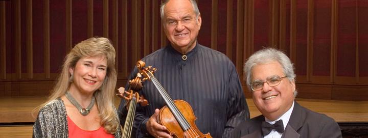Kalichstein-laredo-robinson Trio Tour Dates