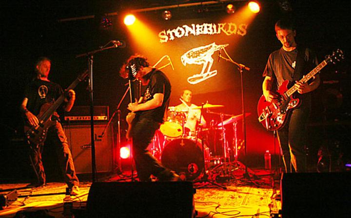 Stonebirds Tour Dates