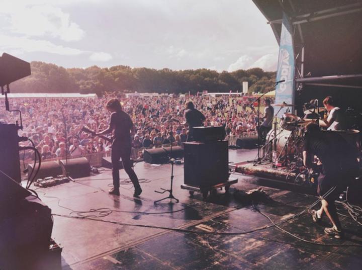 We Are The Ocean @ NASS Festival - Bath, United Kingdom