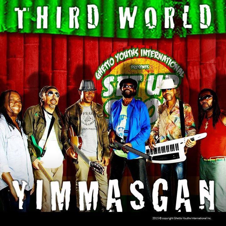 Third World Tour Dates