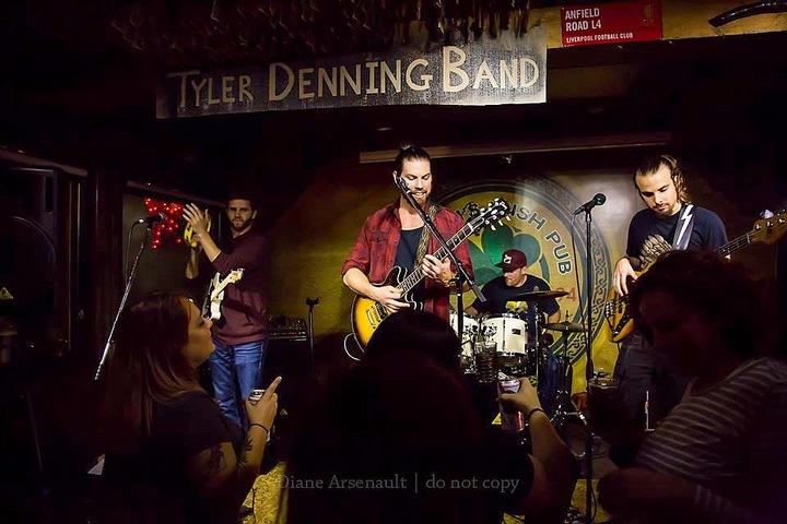 Tyler Denning Band Tour Dates