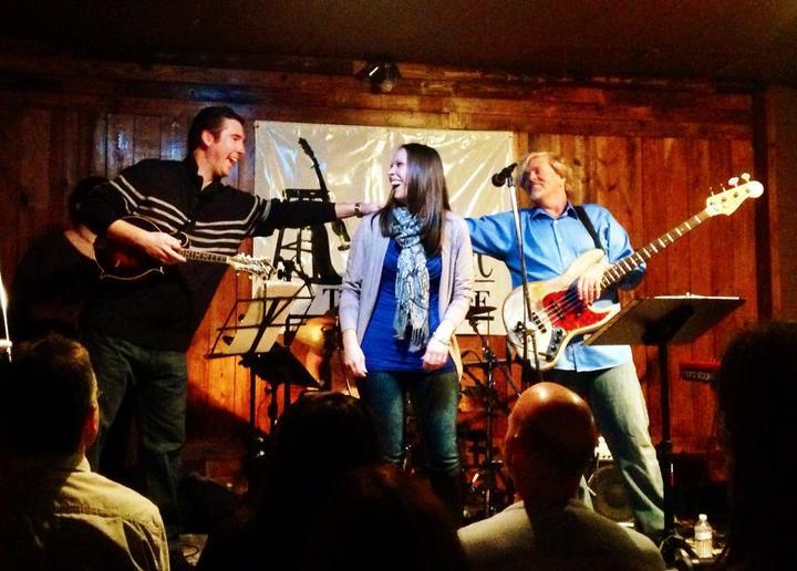 The John Cowan Band @ Dumplin Valley Bluegrass Festival w/very special guests Darin & Brooke Aldridge and Matt Menefee - Kodak, TN