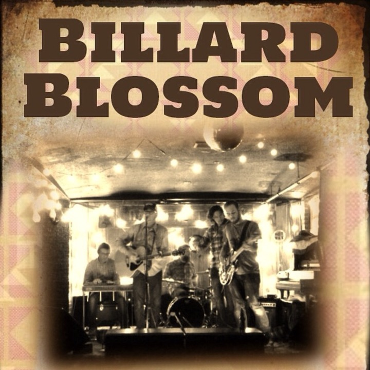 Billard Blossom Tour Dates