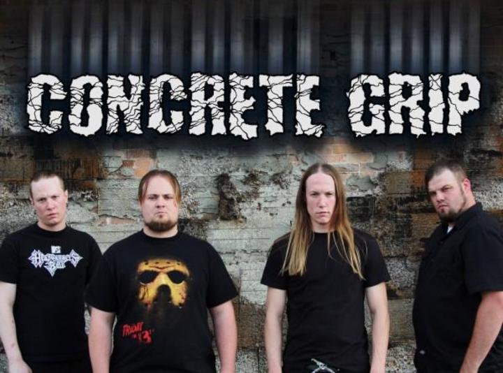 Concrete Grip Tour Dates