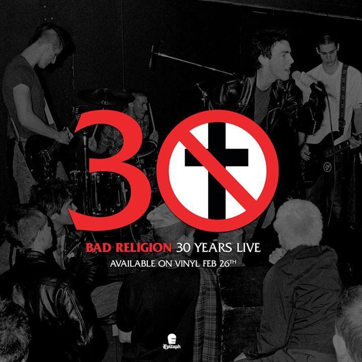 Bad Religion @ The Joint at Hard Rock Hotel & Casino Las Vegas - Las Vegas, NV