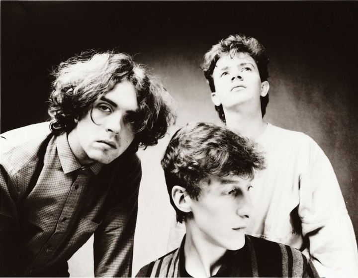 The Icicle Works @ Norwich Arts Centre - Norwich, United Kingdom