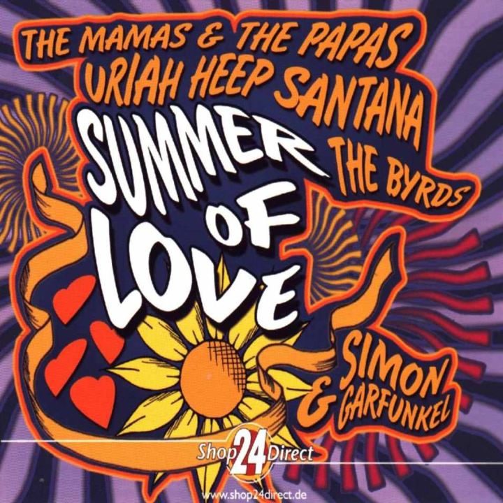 Summer Of Love Tour Dates