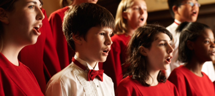 Toronto Children's Chorus @ Roy Thomson Hall - Toronto, Canada