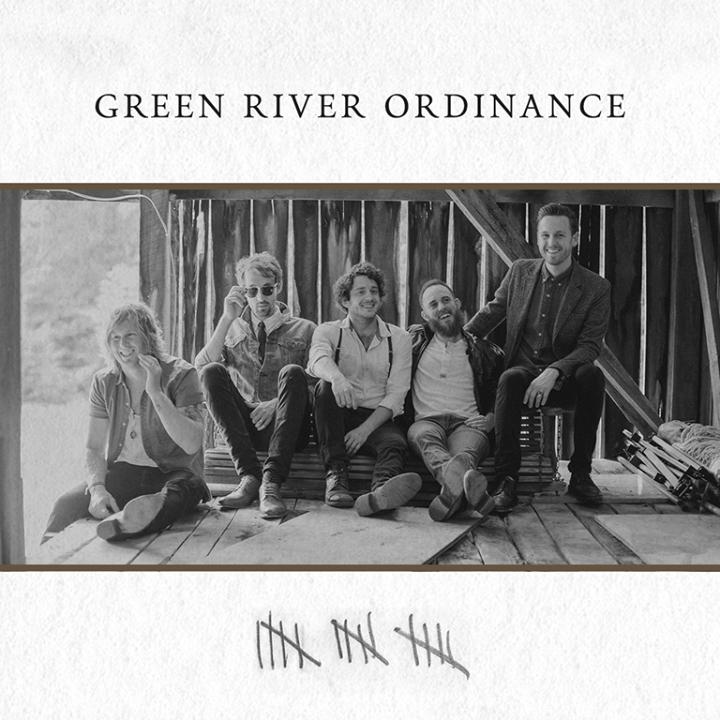 Green River Ordinance @ Webster Studio - New York, NY