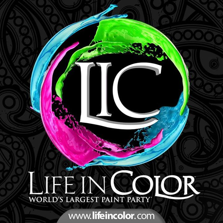 "Life In Color ""World's Largest Paint Party"" @ Cox Convention Center Arena - Oklahoma City, OK"
