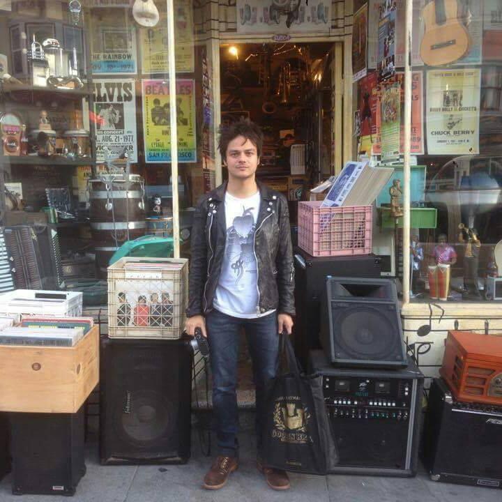 Jamie Cullum @ THEATRE DE LA MER - Sete, France