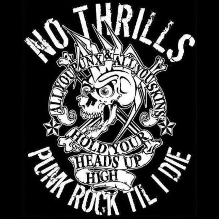 No Thrills @ Westgarth Social Club (RIVERSIDE REBELLION 2016) - Middlesbrough, United Kingdom