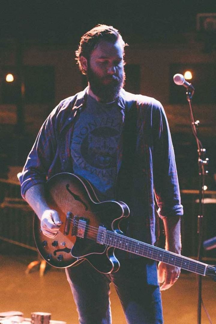 John Mark McMillan @ Rythm and Brews - Chattanooga, TN