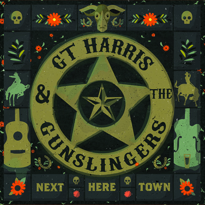 GT Harris & The Gunslingers Tour Dates