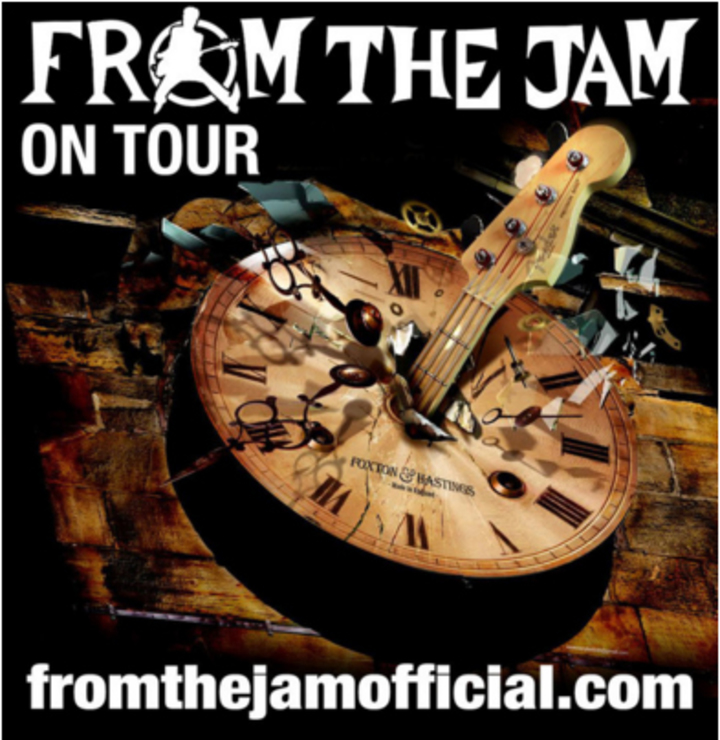 From The Jam @ The Picture Dome  - Holmfirth, United Kingdom