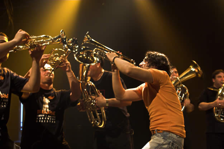 Boban Markovic Orkestar Tour Dates