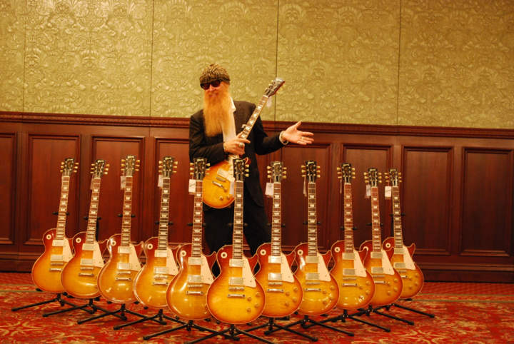 Billy Gibbons Tour Dates