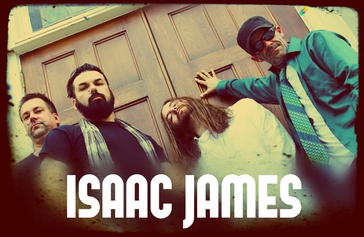 Isaac James Tour Dates