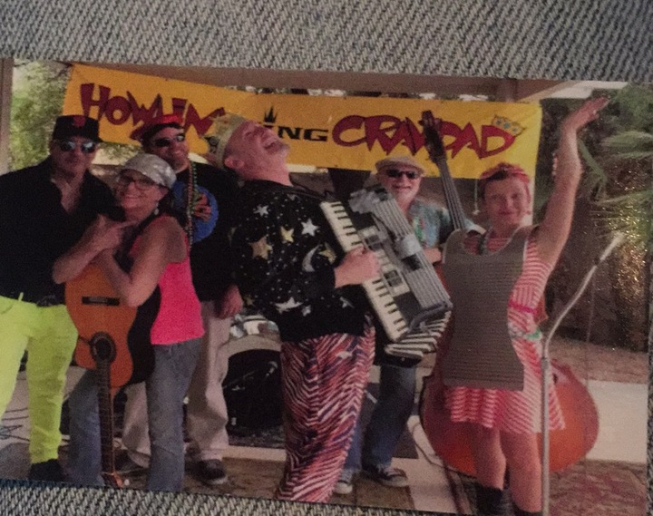 Howlin' King Crawdad Tour Dates