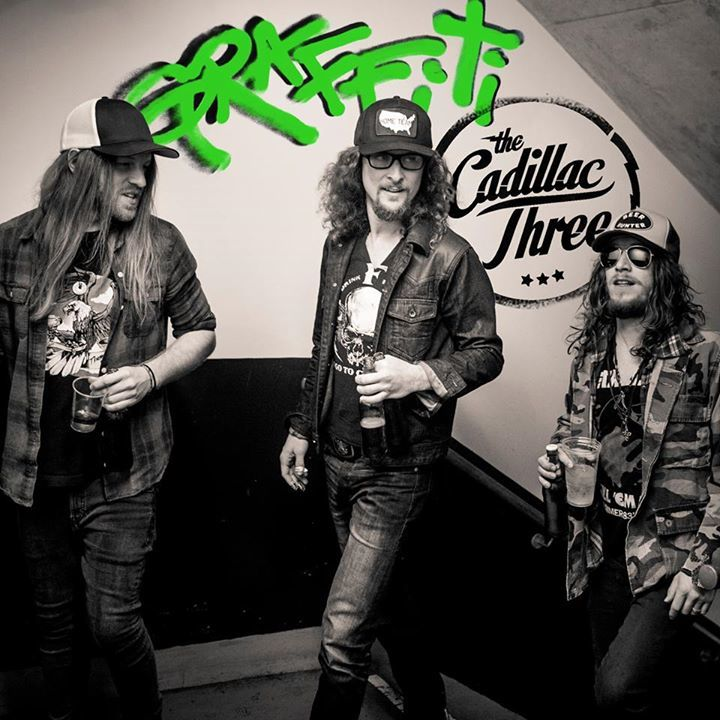 The Cadillac Three @ Wild Bill's - Duluth, GA