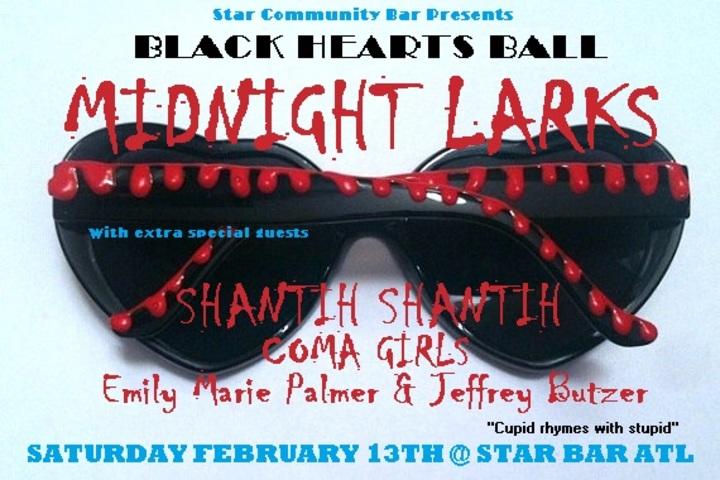 Midnight Larks @ Star Bar - Atlanta, GA