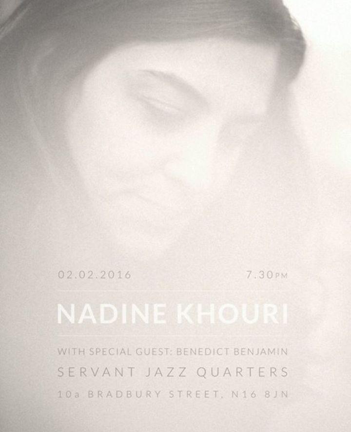 Nadine Khouri @ The Good Ship - London, United Kingdom