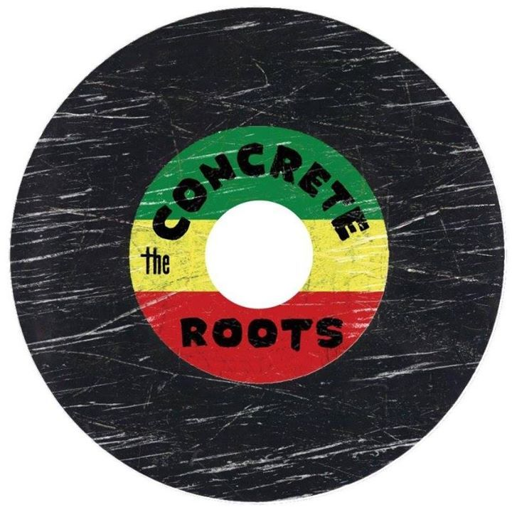 Concrete roots @ Mackey's Hideout - Mchenry, IL