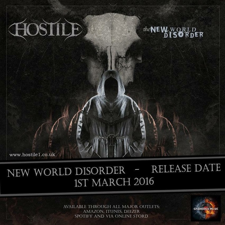 Hostile UK Tour Dates